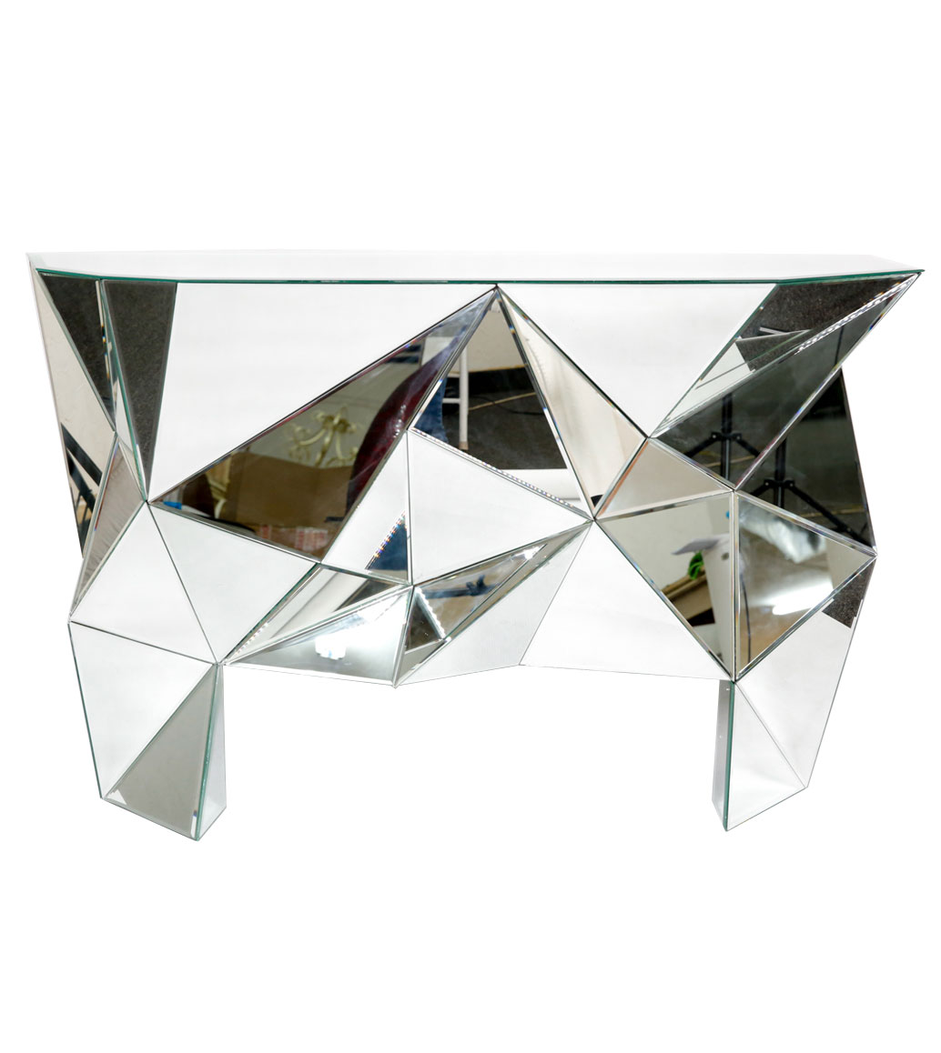 Msquare Gallery item Console Losange Miroir