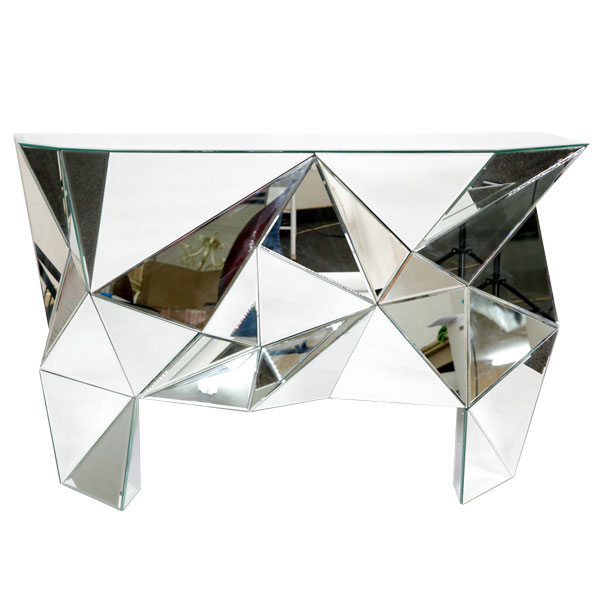 Msquare Gallery Product Console Losange Miroir