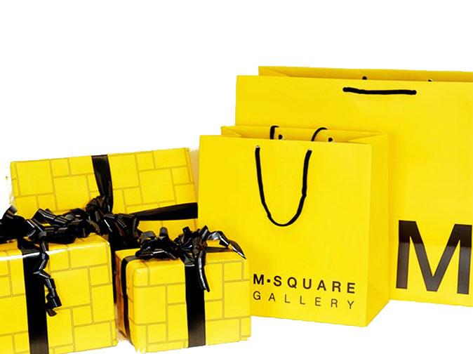 Msquare Gallery logo