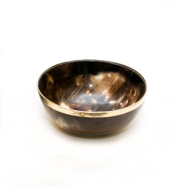 Msquare Gallery Product Round horn bowl small